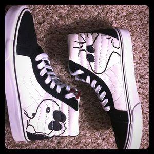 Vans Snoopy edition